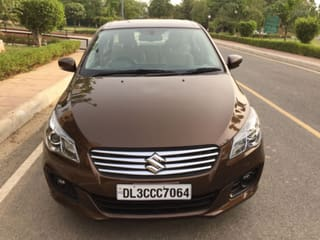 2015 Maruti Ciaz 1.4 AT Alpha