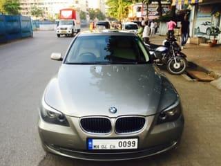 2010 BMW 5 Series 520d Sedan