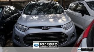 2016 Ford EcoSport 1.0 Ecoboost Trend Plus BE