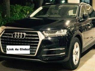 2016 Audi Q7 45 TDI Quattro Technology