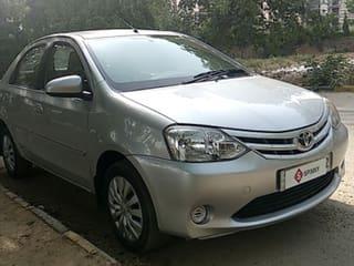 2014 Toyota Etios G