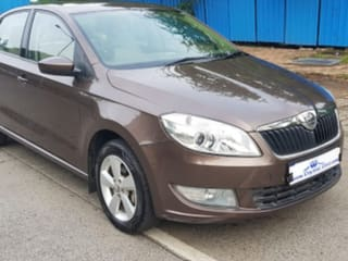 2016 Skoda Rapid 1.5 TDI AT Elegance
