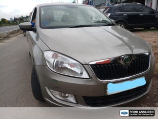 2012 Skoda Rapid 1.5 TDI Ambition