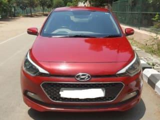 2015 Hyundai Elite i20 Diesel Sportz
