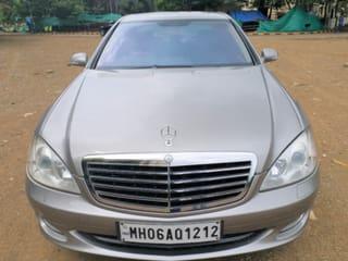 2008 Mercedes-Benz S Class 2005 2013 320 CDI L