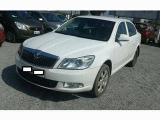 2010 Skoda Laura 2.0 TDI AT L and K
