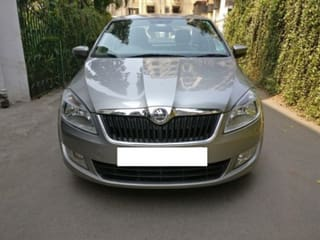2015 Skoda Rapid 1.5 TDI AT Elegance