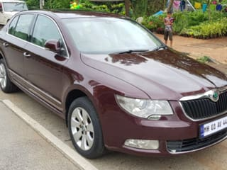2010 Skoda Superb Elegance 2.0 TDI CR AT