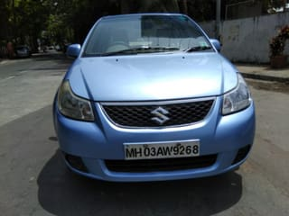 2010 Maruti SX4 Green Vxi (CNG)