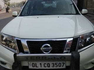 2013 Nissan Terrano XL D Option