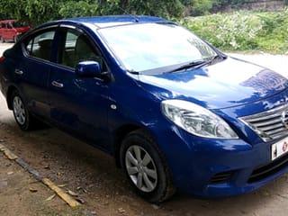 2012 Nissan Sunny 2011-2014 XL