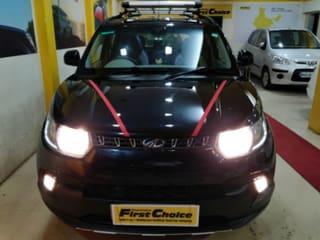 2017 Mahindra KUV 100 mFALCON D75 K8