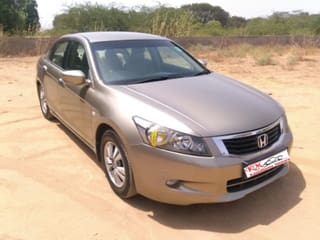 2009 Honda Accord 2.4 AT