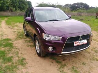 2012 Mitsubishi Outlander 2.4