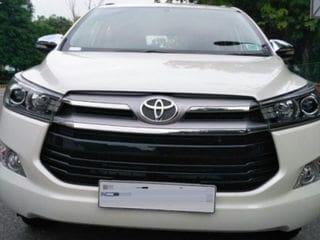 2016 Toyota Innova Crysta 2.7 ZX AT