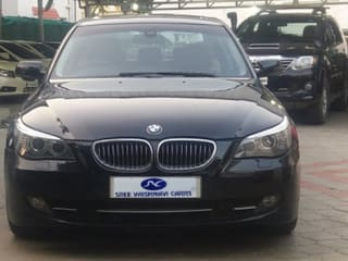 2008 BMW 5 Series 2003-2012 530d Highline