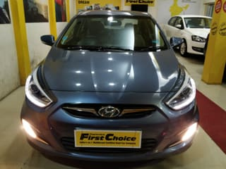 2013 Hyundai Verna 1.6 VTVT EX AT