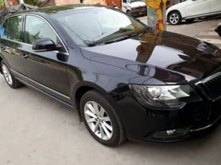 2014 Skoda Superb Elegance 1.8 TSI MT