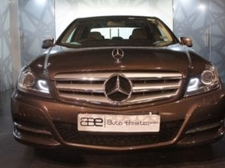2014 Mercedes-Benz C-Class C 220 CDI Avantgarde