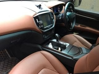 2015 Maserati Ghibli Diesel