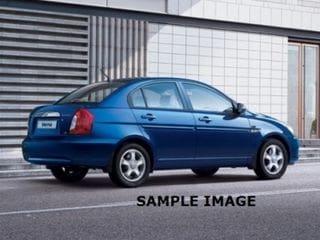 2007 Hyundai Verna CRDi