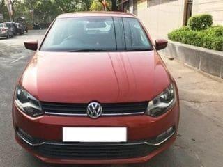 2014 Volkswagen Polo 1.2 MPI Highline