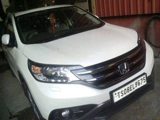 2015 Honda CR-V 2.4L 4WD AT