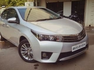 2014 Toyota Corolla Altis 1.8 Limited Edition
