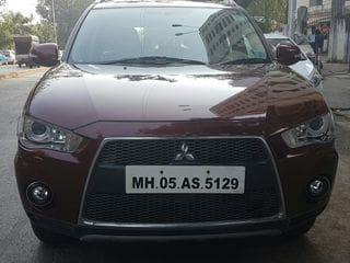 2010 Mitsubishi Outlander 2.4