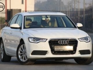 2015 Audi A6 2.0 TDI Premium Plus
