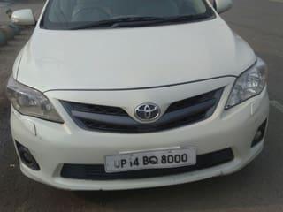 2012 Toyota Corolla Altis 1.4 DGL