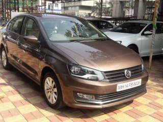 2016 Volkswagen Vento 1.5 TDI Highline Plus AT