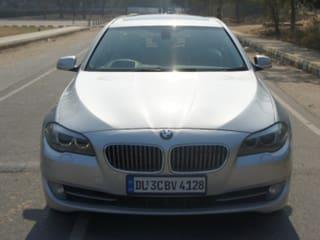 2011 BMW 5 Series 2010-2013 530d