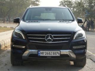 2013 Mercedes-Benz M-Class ML 350 CDI