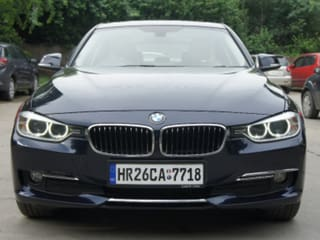 2013 BMW 3 Series 2011-2015 320d Luxury Line
