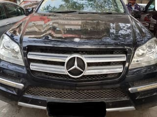 2011 Mercedes-Benz GL-Class 350 CDI Blue Efficiency