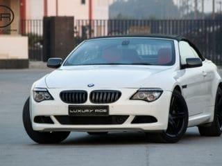 2008 BMW 6 Series 2008-2011 650i Convertible