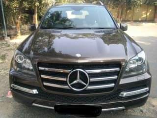2012 Mercedes-Benz GL-Class 2007 2012 350 CDI Luxury