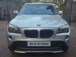 2011 BMW X1 2010-2012 sDrive 18i