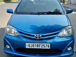 2014 Toyota Etios Liva 1.4 STD