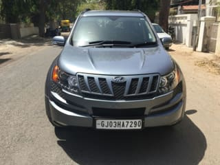 2014 Mahindra XUV500 AT W8 1.99 mHawk