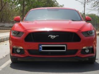 2016 Ford Mustang V8