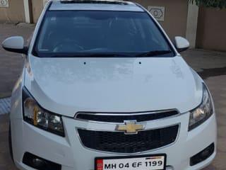 2010 Chevrolet Cruze LTZ