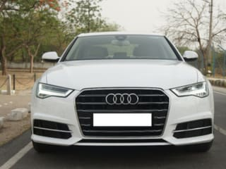 2017 Audi A6 35 TDI Matrix
