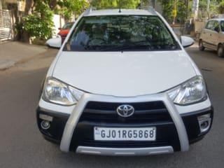 2014 Toyota Etios Cross 1.4 VD X Edition
