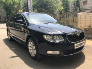 2009 Skoda Superb L&K 2.0 TDI AT
