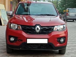 2016 Renault KWID 1.0 RXT Optional