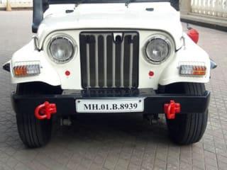 1992 Mahindra Jeep MM 540 XDB