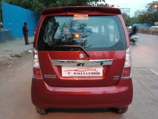 2015 Maruti Wagon R Stingray VXI