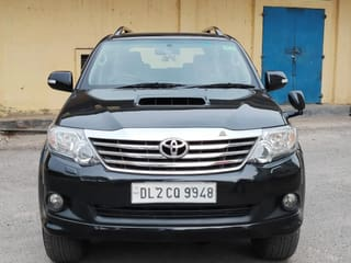 2014 Toyota Fortuner 2.8 2WD AT